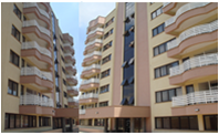 Executive Apartments for SORAS (Societe Rwandaise D'assurances) in Rwanda