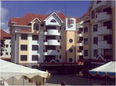 Kilimani Apartments for Civil Servants Housing Scheme